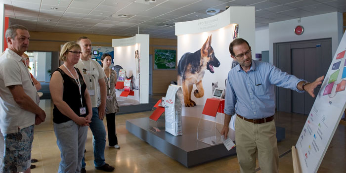 REPORTAGE PHOTO ROYAL CANIN
