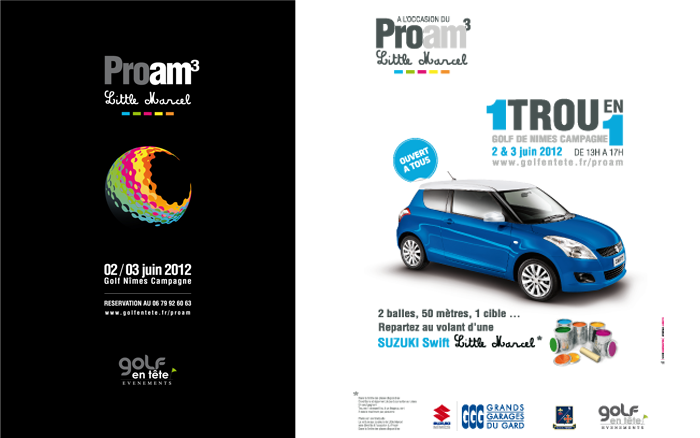 Proam Little Marcel 2012 | Golf